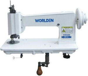 Worlden Single Needle Chain Stitch Embroidery Machine